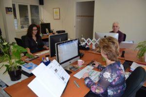 Foto: ABOS, kantoor