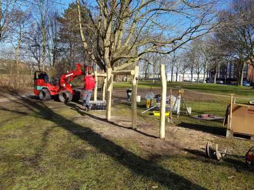 Griekspoor - werkzaamheden Haarlem