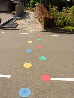 onderdeel van een speelroute in Lemelerveld (leverancier: BoerPlay)