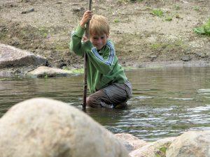 Groen-Spelen Almere-Buiten speelbos