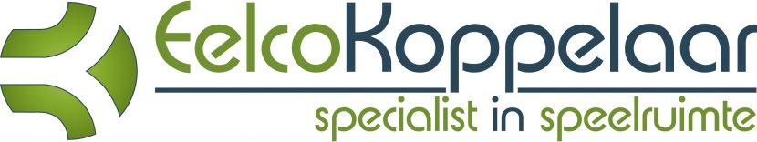 Eelco Koppelaar logo specialist in speelruimte rgb