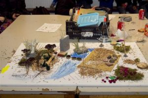 Speeleiland Almere - maquette