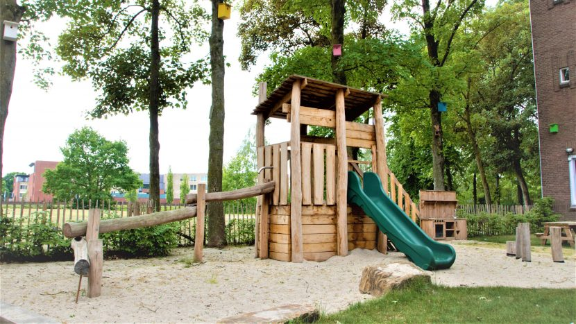 SNK Product - Groen schoolplein