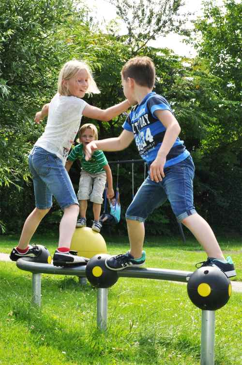 foto van spelende kinderen