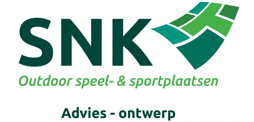 Logo SNK Outdoor speel- en sportplaatsen